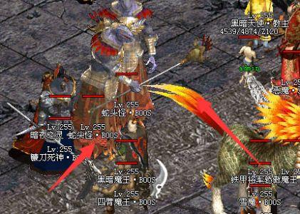 单职业传奇玩家对各种各样的地图都有浓厚的兴趣